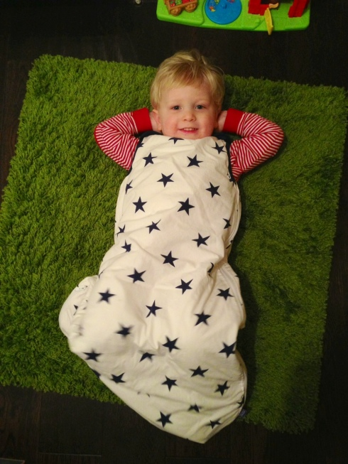 BBabasac baby sleeping bag